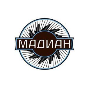 madian