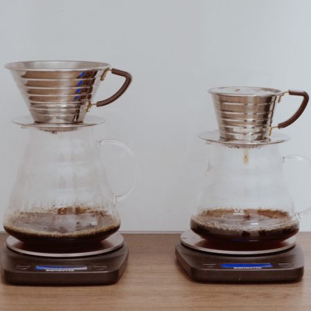 Экстрактивность кофейного зерна