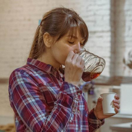 Чистота кофейного напитка