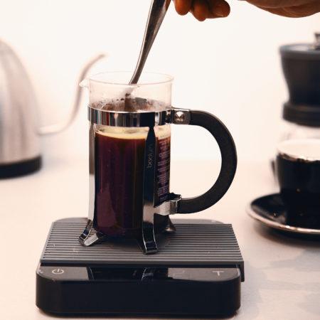 Иммерсионные методы заваривания кофе