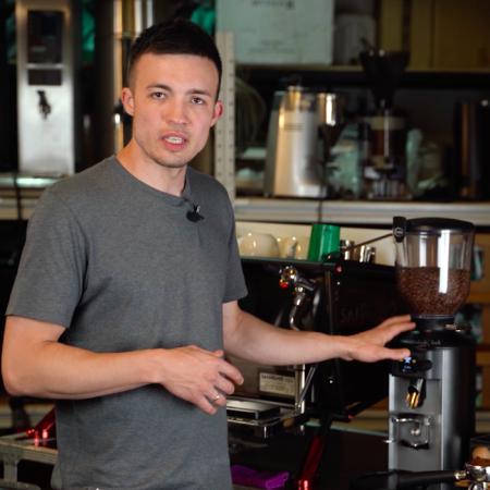 Новый ролик по помолу кофе на нашем YouTube канале
